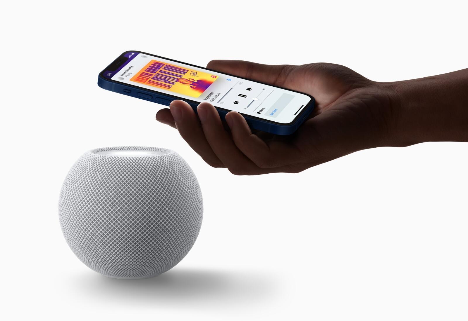 Apple Homepod Mini Iphone 12 Header