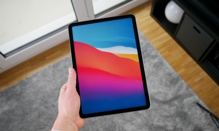Apple Ipad Air 4 2020 Hand Display