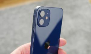 Apple Iphone 12 Detail