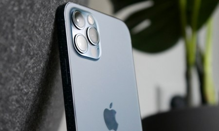 Apple Iphone 12 Pro Header