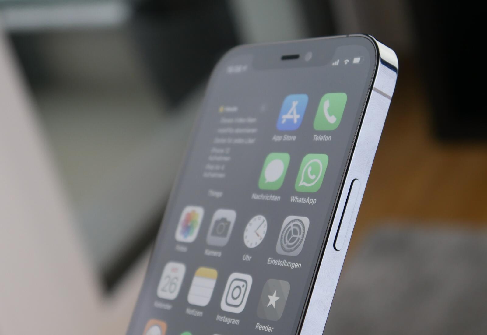 Apple Iphone 12 Pro Rahmen