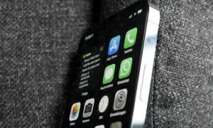 Apple Iphone 12 Pro Seite Detail