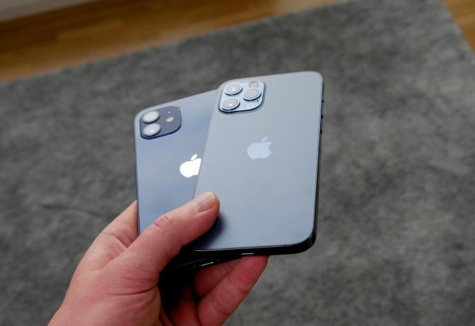 Apple Iphone 12 Pro Vergleich