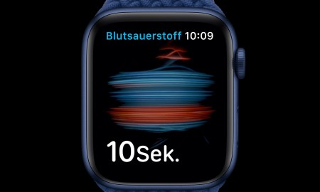 Apple Watch Series 6 Spo2 Header