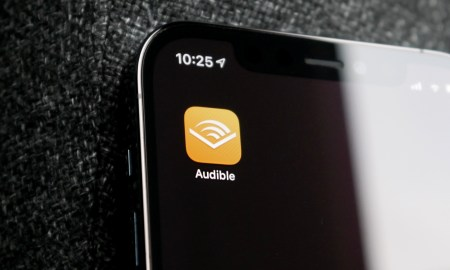 Audible Iphone Header