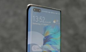 Huawei Mate 40 Pro Detail