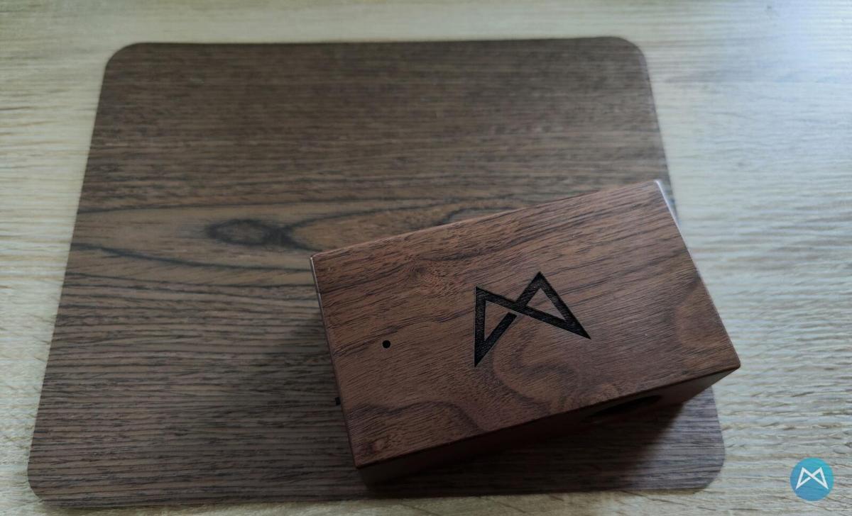 Inline Woodpad Und Woodbrick Gelasert