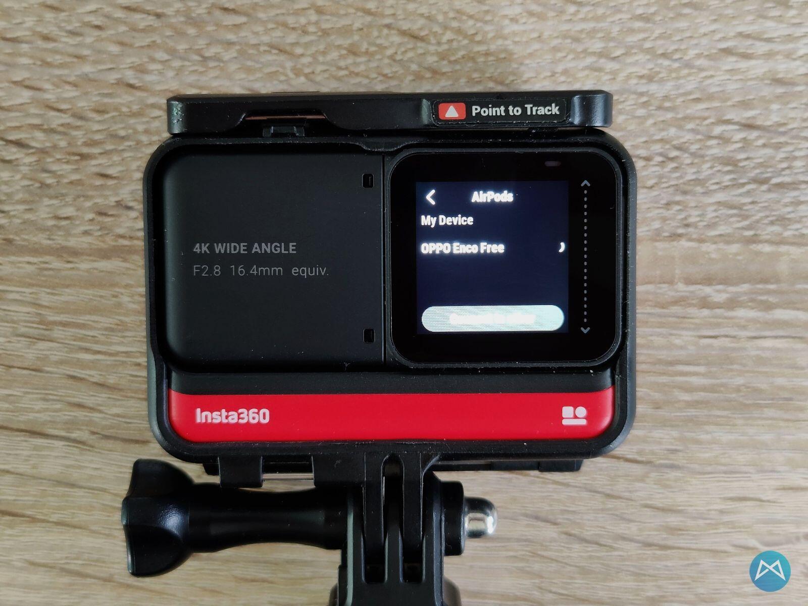 Insta360 One R Headset