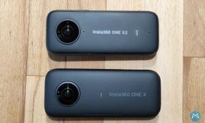 Insta360 One X2 Und Insta360 One X Vergleich 3