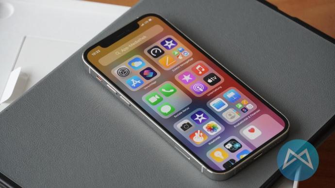 Iphone 12 Pro App Menue