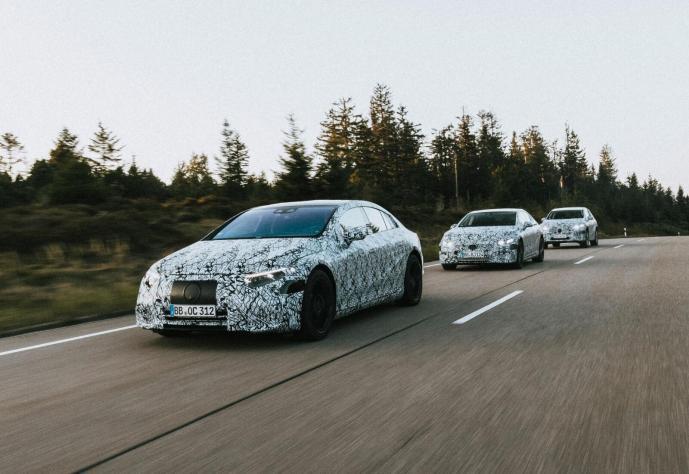 Mercedes Benz Eq Lineup 2021 Header