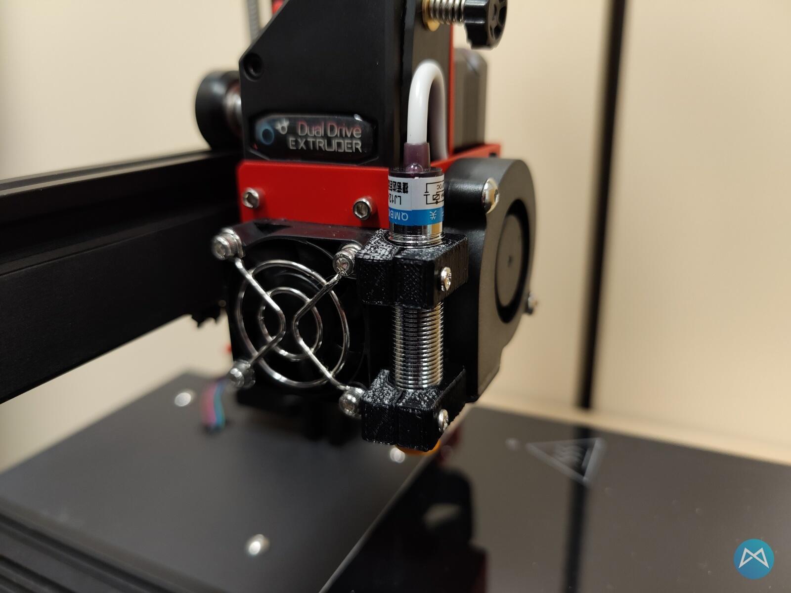 Ortur Obsidian 3d Drucker Printer Autolevelsensor