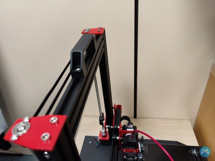 Ortur Obsidian 3d Drucker Printer Tragegriff