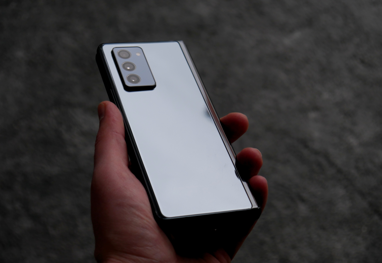 Samsung Galaxy Z Fold 2 Back