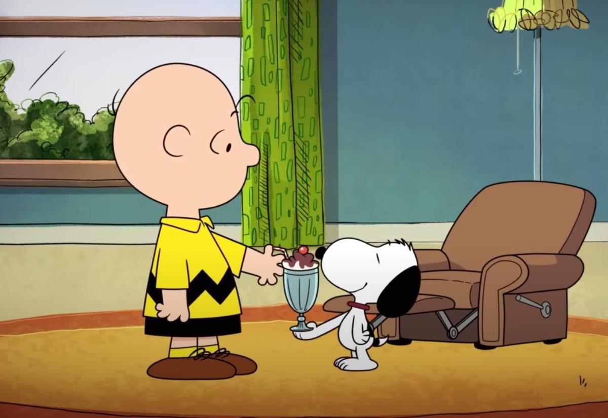 Snoopy Apple Tv Header
