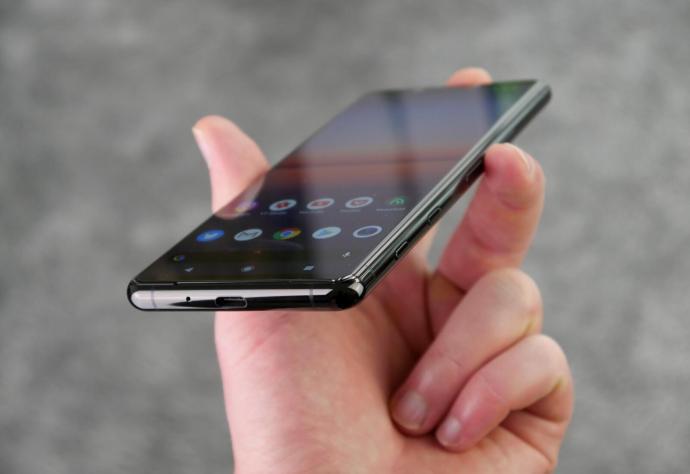 Sony Xperia 5 Ii Detail