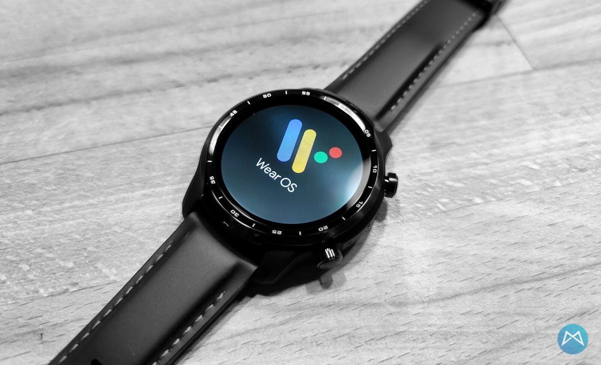 Ticwatch Pro 3 Header