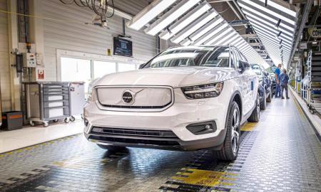 Volvo Produktion Header