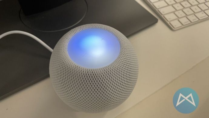Apple Homepod Mini Leds