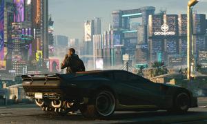 Cyberpunk 2077 Auto