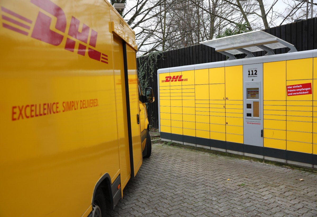 Dhl Packstation Header