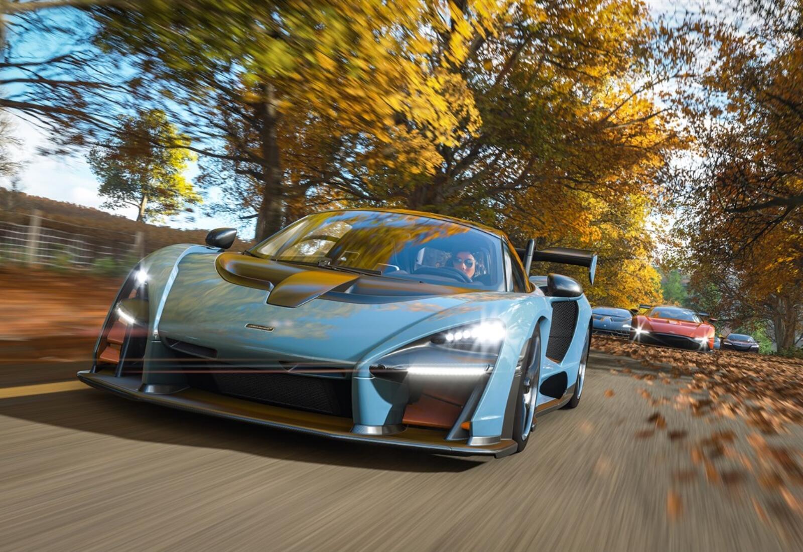 Forza Horizon Auto
