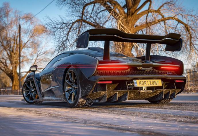 Forza Horizon Header