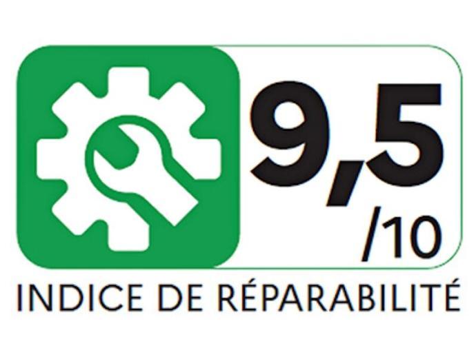 Frankreich Reparatur Label