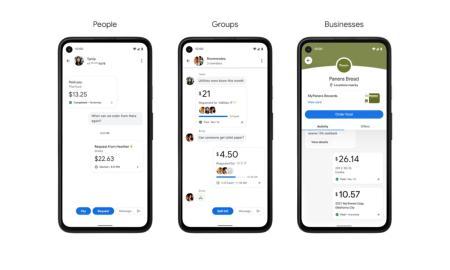 Google Pay Neu