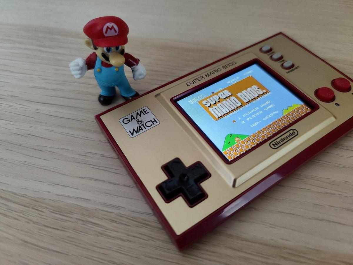 Nintendo Game And Watch Super Mario Edition 2020 Steuerkreuz