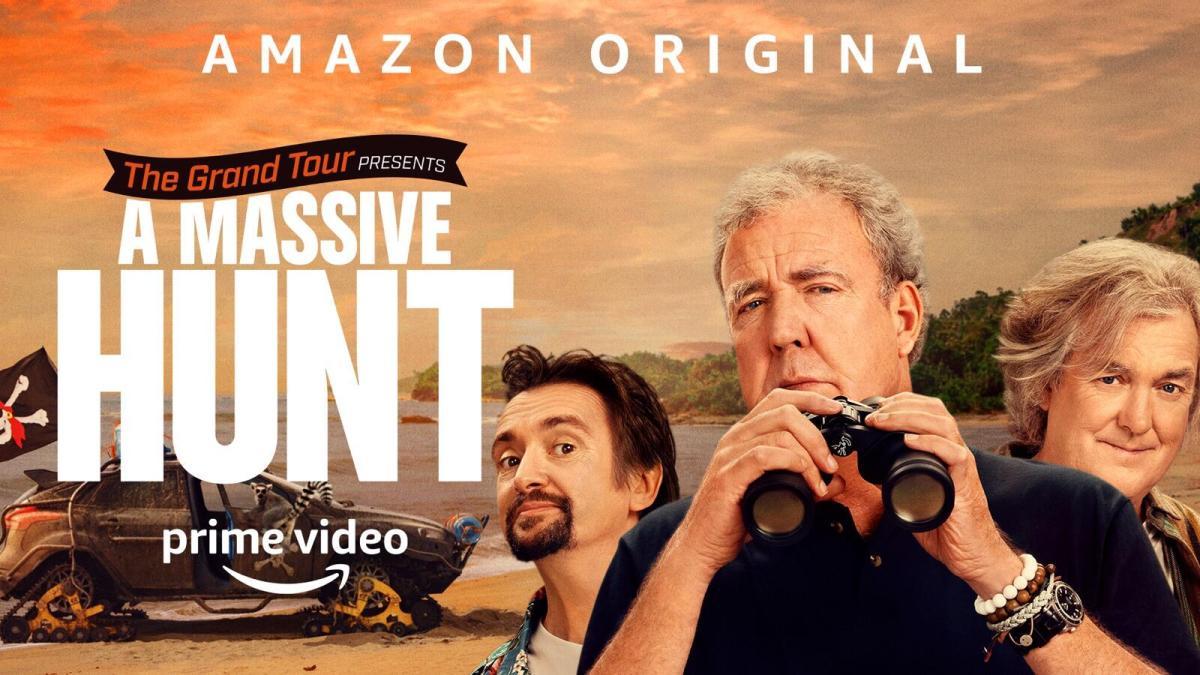 The Grand Tour Presents A Massive Hunt
