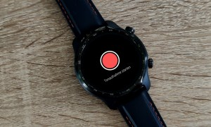 Ticwatch Pro 3 Ticaufnahme