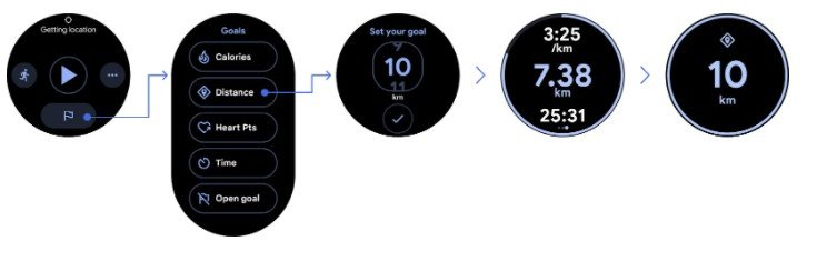 Updates To Google Fit On Wear Os Ziele