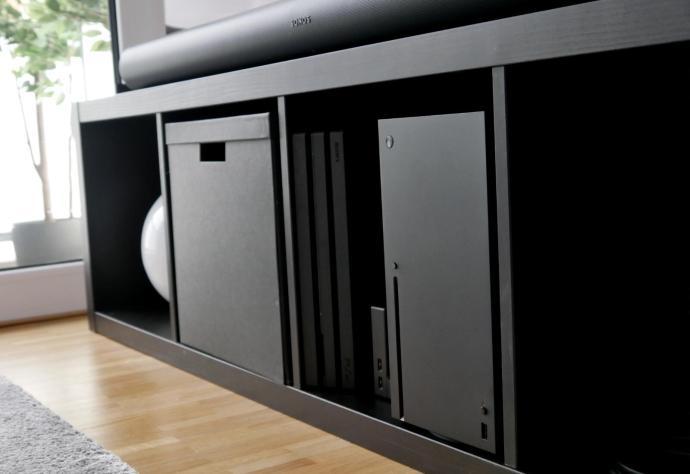 Xbox Series X Kallax