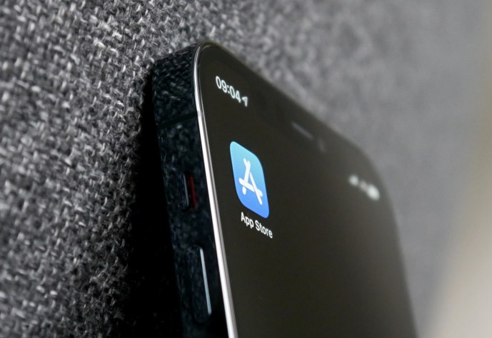 Apple App Store Icon Header