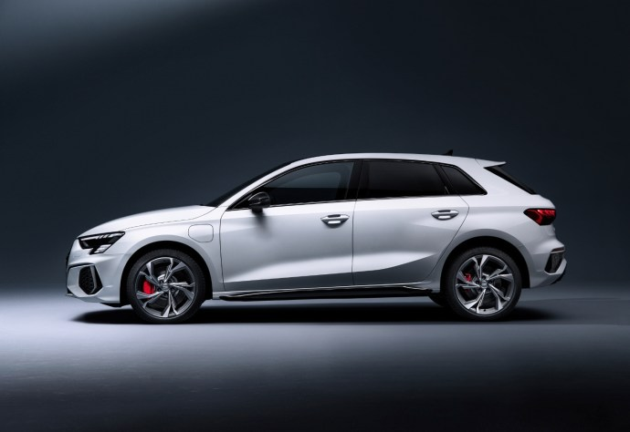 Audi A3 Sportback 45 Tfsi E Seite