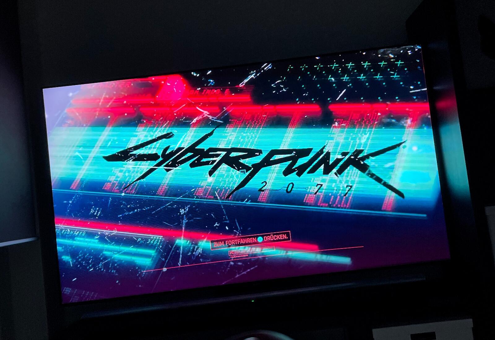 Cyberpunk 2077 Header