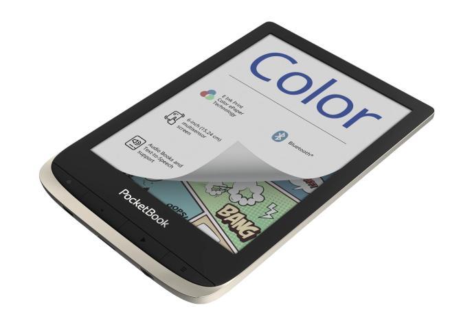 Pocketbook Go Header