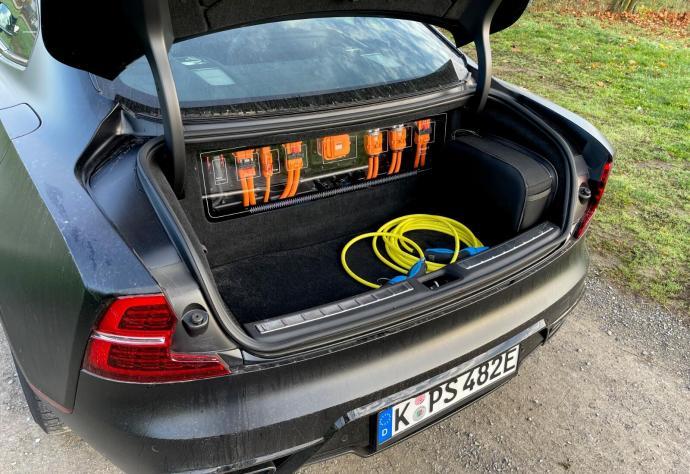Polestar 1 Kofferraum