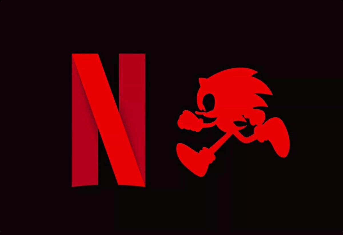 Sonic Netflix Header