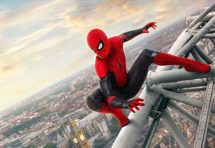 Spider Man Marvel Header