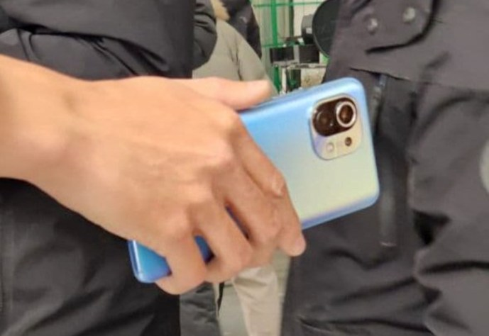 Xiaomi Mi 11 Leak