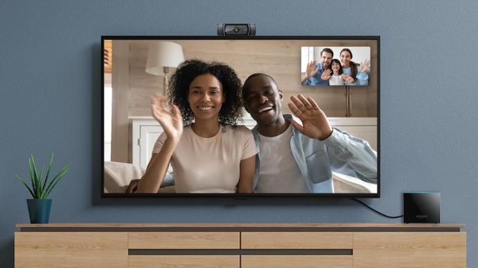 Zwei Wege Videoanrufe Mit Fire Tv Cube