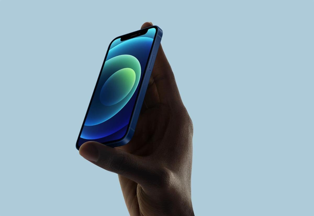 Apple Iphone 12 Mini Header