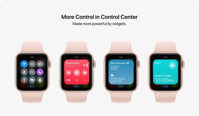Apple Watchos 8 Konzept2
