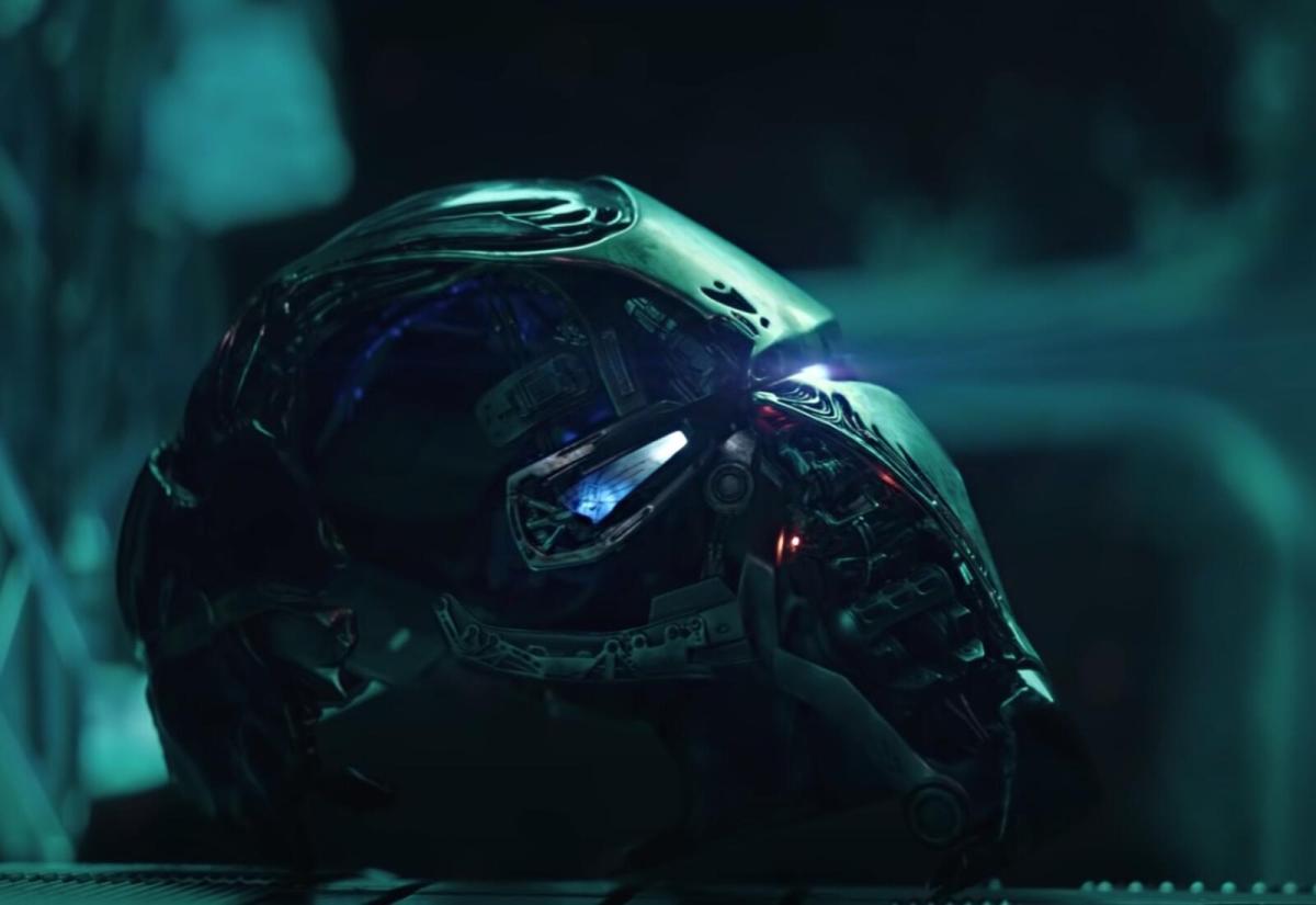 Avengers Iron Man Header