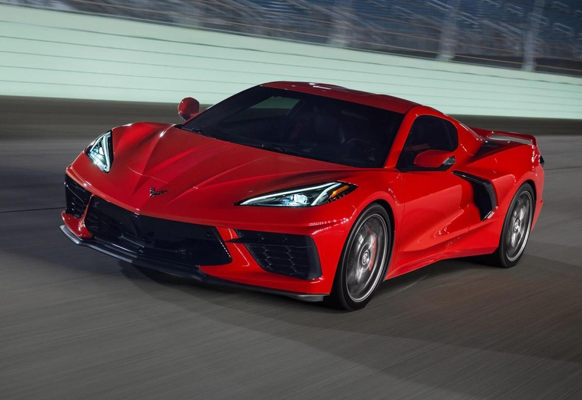 Corvette Header