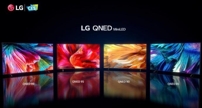 Lg Qned Tv Lineup 2021