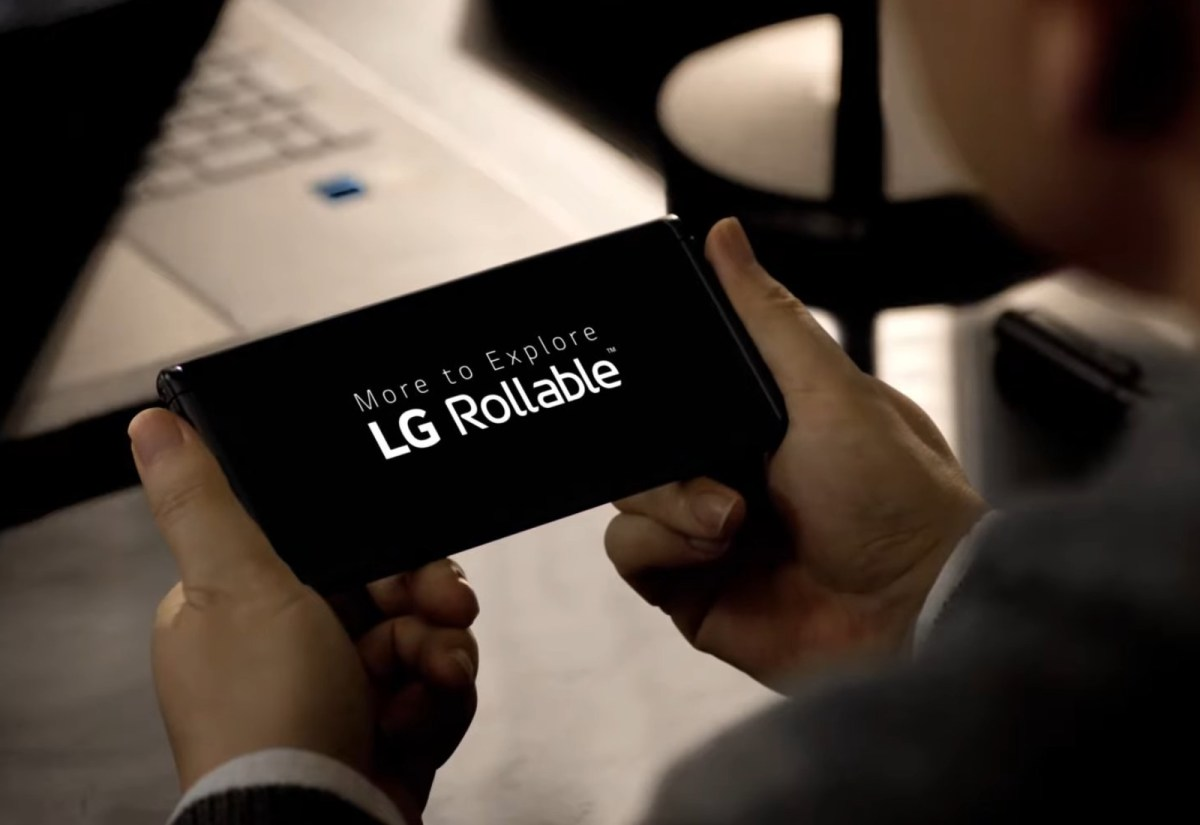 Lg Rollable Header