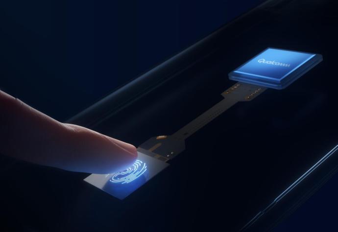 Qualcomm Fingerabdruck Sensor Header